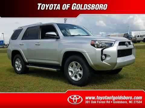 2017 Toyota 4Runner for sale in Goldsboro, NC