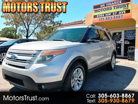 2011 Ford Explorer for sale in Miami, FL