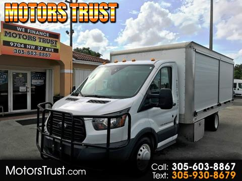 2015 Ford Transit Chassis Cab for sale in Miami, FL