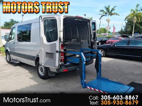 2014 Mercedes-Benz Sprinter Crew for sale in Miami, FL