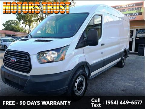 2018 Ford Transit Cargo for sale in Miami, FL