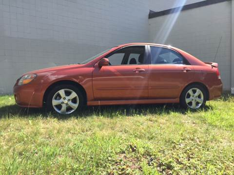 2007 Kia Spectra for sale in Hudson, NH