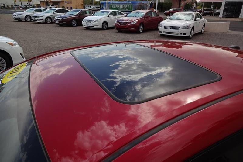 2013 Toyota Corolla S 4dr Sedan 4A - Tucson AZ