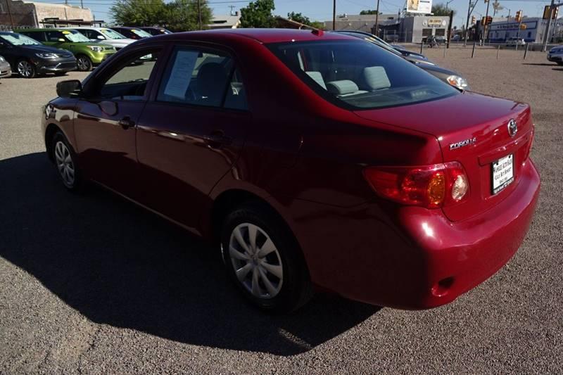2010 Toyota Corolla LE 4dr Sedan 4A - Tucson AZ