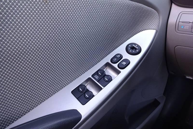 2014 Hyundai Accent GLS 4dr Sedan - Tucson AZ