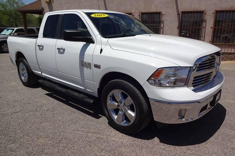 2015 RAM Ram Pickup 1500 4x2 Big Horn 4dr Quad Cab 6.3 ft. SB Pickup - Tucson AZ
