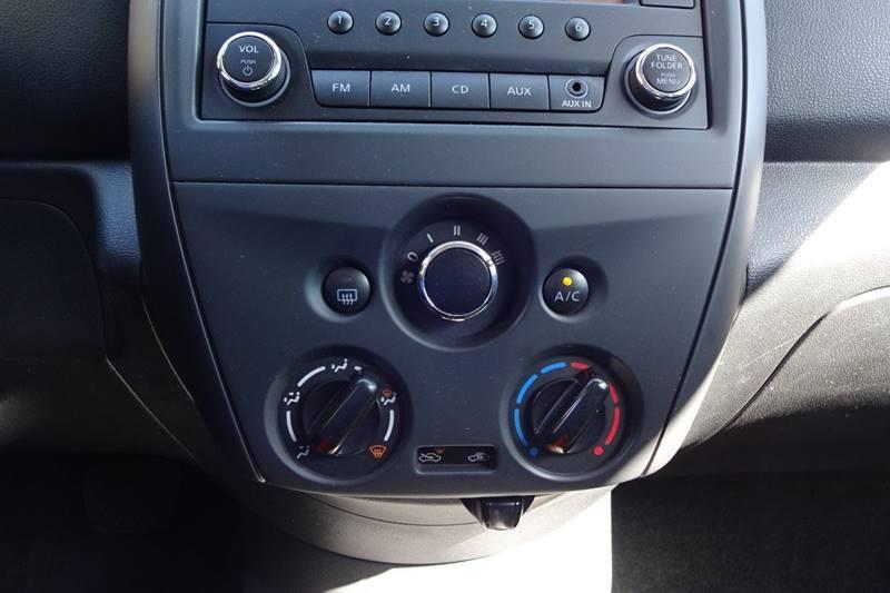 2015 Nissan Versa 1.6 S 4dr Sedan 4A - Tucson AZ