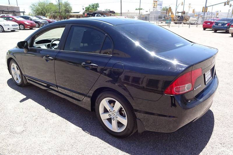 2008 Honda Civic EX 4dr Sedan 5A - Tucson AZ