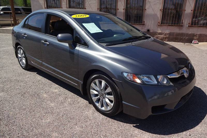 2009 Honda Civic LX 4dr Sedan 5A - Tucson AZ