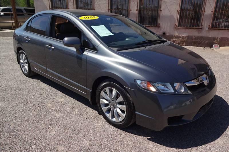 2013 Honda Civic EX 2dr Coupe 5A - Tucson AZ