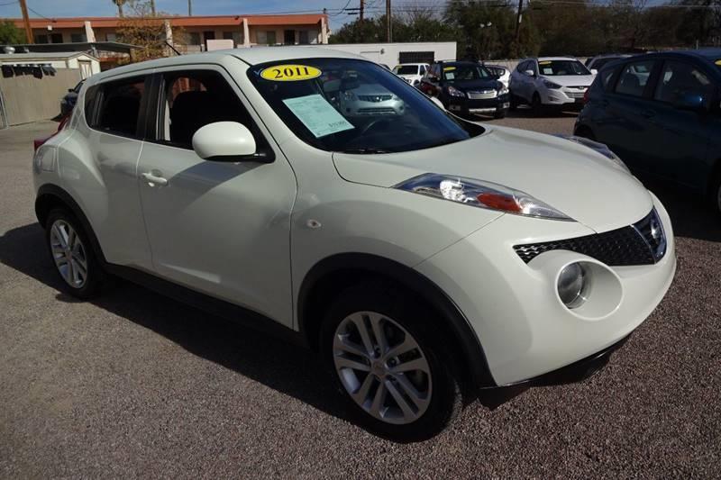 2011 Nissan JUKE S 4dr Crossover - Tucson AZ