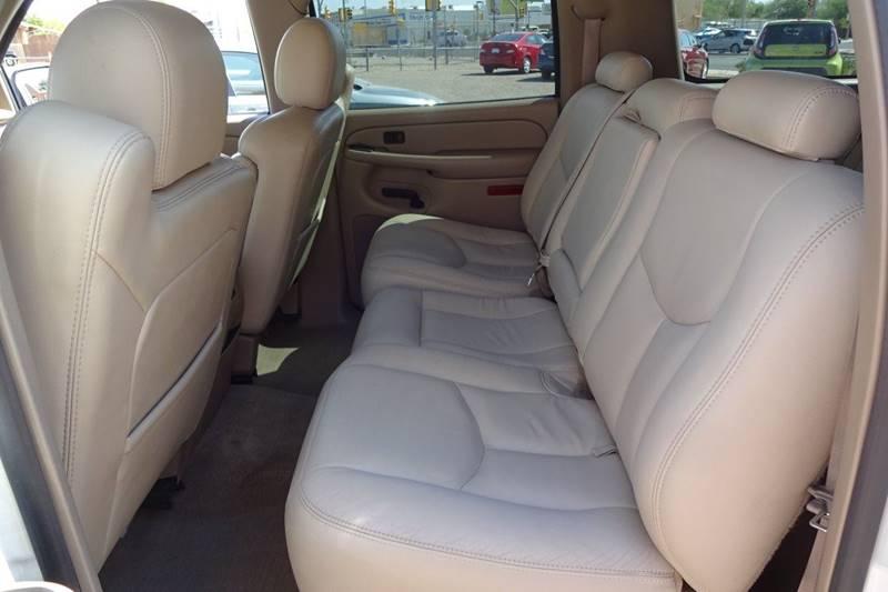 2004 GMC Yukon XL 1500 SLT 4WD 4dr SUV - Tucson AZ