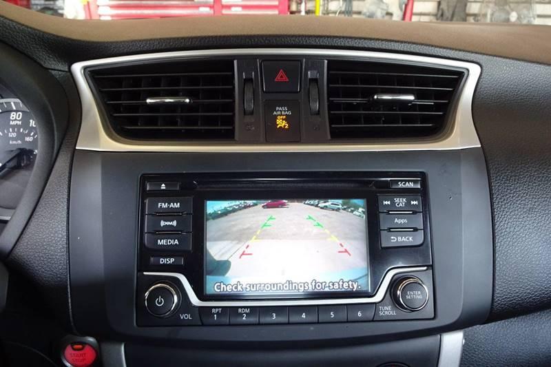 2015 Nissan Sentra SV 4dr Sedan - Tucson AZ