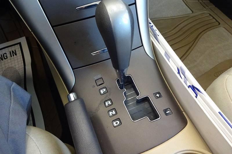 2010 Hyundai Sonata GLS 4dr Sedan - Tucson AZ