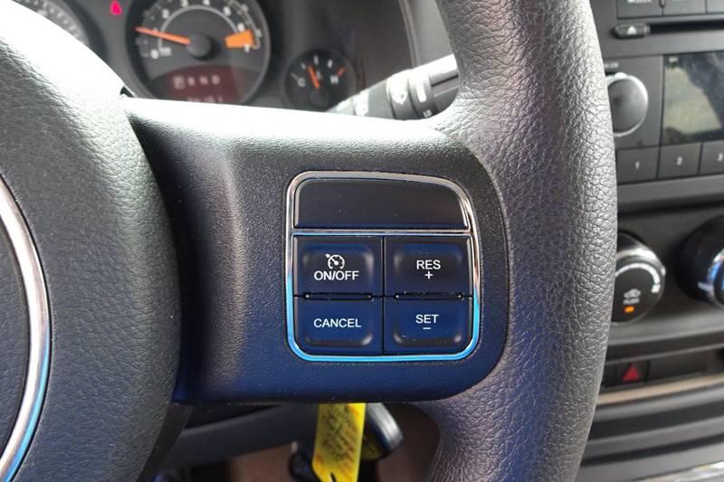 2014 Jeep Patriot Sport 4dr SUV - Tucson AZ