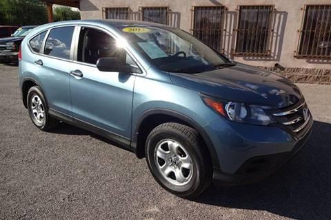 2013 Honda CR-V for sale in Tucson, AZ