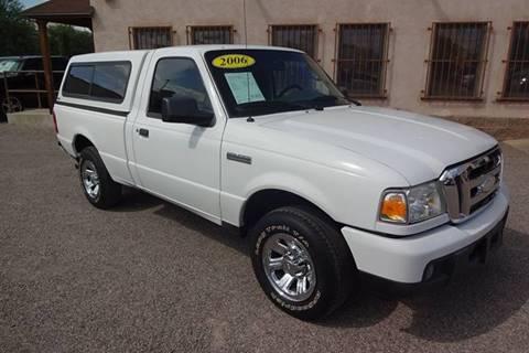 2006 Ford Ranger for sale in Tucson, AZ