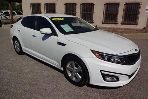 2014 Kia Optima for sale in Tucson, AZ