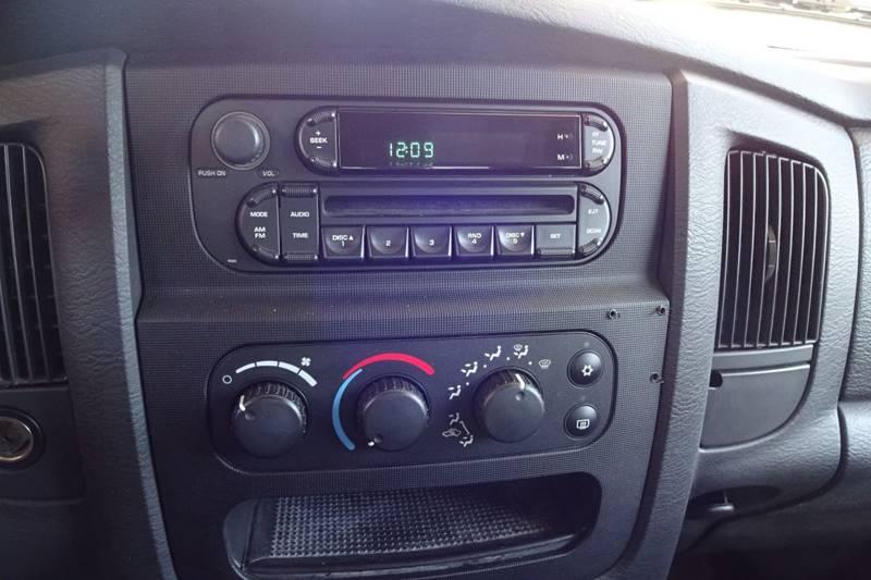 2005 Dodge Ram Pickup 1500 4dr Quad Cab SLT Rwd SB - Tucson AZ