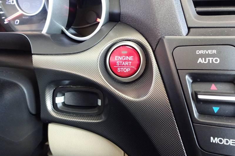 2013 Acura TL 4dr Sedan w/Technology Package - Tucson AZ