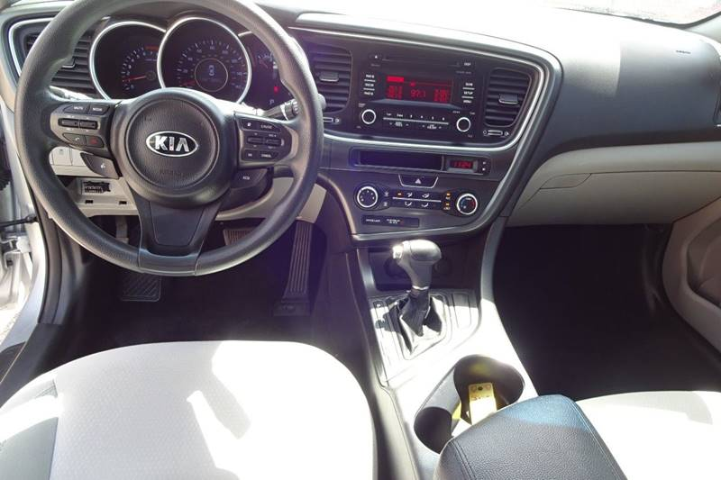 2015 Kia Optima LX 4dr Sedan - Tucson AZ