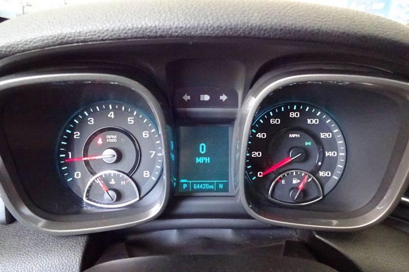 2013 Chevrolet Malibu LS 4dr Sedan - Tucson AZ