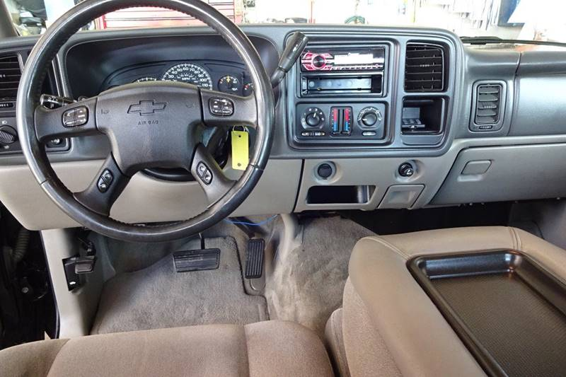 2005 Chevrolet Avalanche 4dr 1500 LS Crew Cab SB RWD - Tucson AZ
