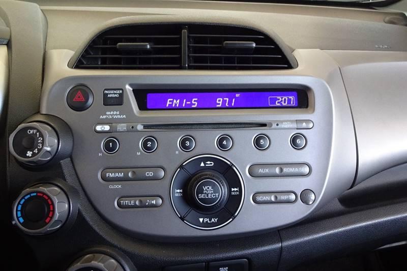 2010 Honda Fit Sport 4dr Hatchback 5A - Tucson AZ