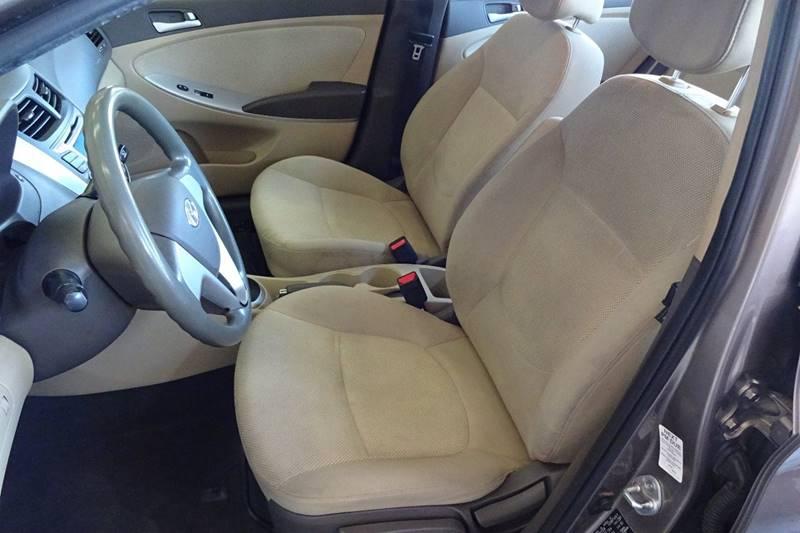 2013 Hyundai Accent GLS 4dr Sedan - Tucson AZ
