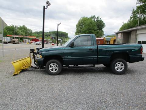 1998 Dodge Ram Pickup 1500 for sale in Punxsutawney PA