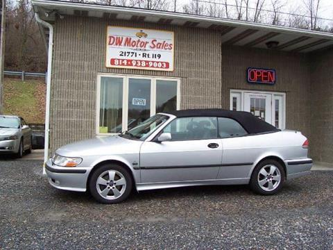 2003 Saab 9-3 for sale in Punxsutawney, PA