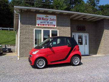 2014 Smart fortwo for sale in Punxsutawney, PA