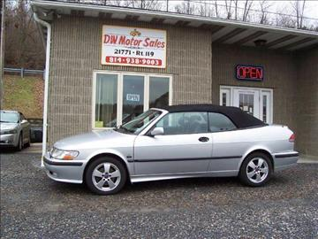 2003 Saab 9-3 for sale in Punxsutawney, PA