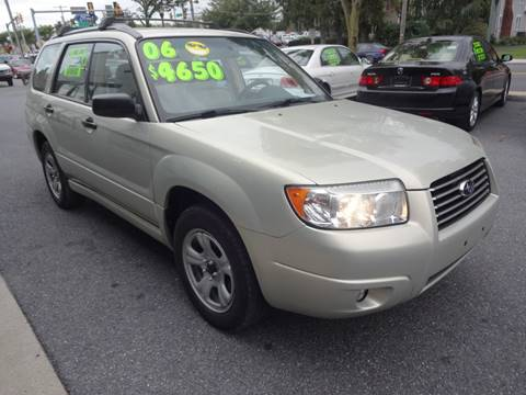 2006 Subaru Forester for sale in Lititz, PA