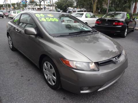 2006 Honda Civic for sale in Lititz, PA