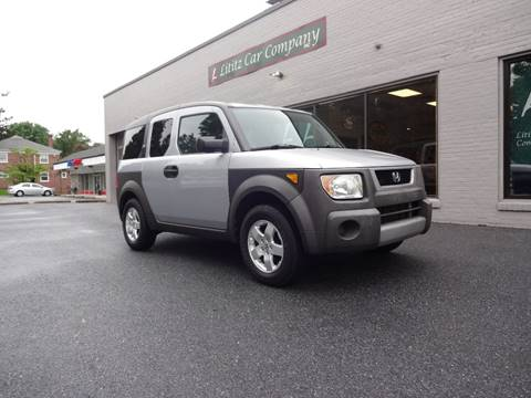 2003 Honda Element for sale in Lititz, PA