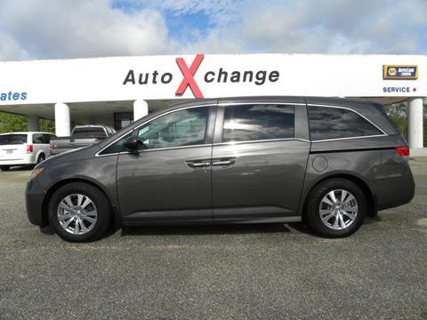 2016 Honda Odyssey for sale in Ozark, AL