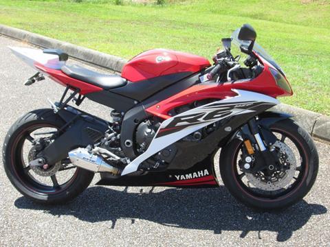 2014 Yamaha YZF-R6 for sale in Ozark, AL
