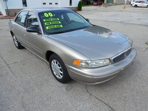 2000 Buick Century for sale in Fox Lake, WI