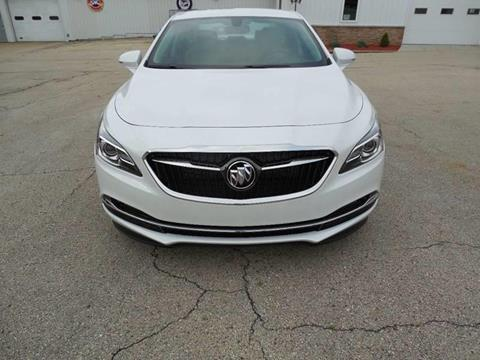 2017 Buick LaCrosse for sale in Fox Lake, WI