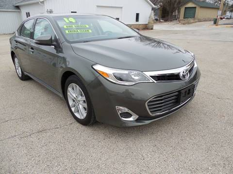 2014 Toyota Avalon for sale in Fox Lake, WI
