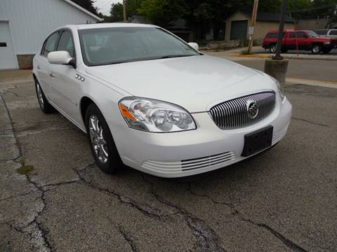 2007 Buick Lucerne for sale in Fox Lake, WI