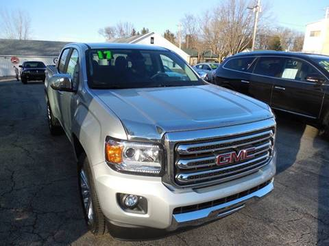 2017 GMC Canyon for sale in Fox Lake, WI
