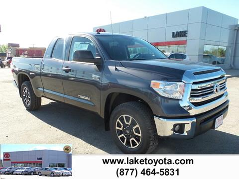 2017 Toyota Tundra for sale in Devils Lake ND