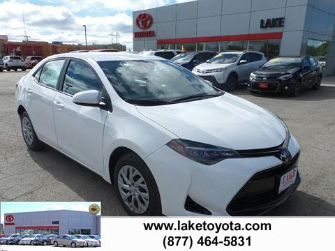 2017 Toyota Corolla for sale in Devils Lake, ND