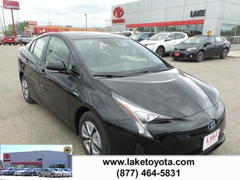 2017 Toyota Prius for sale in Devils Lake, ND