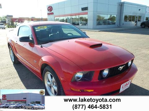 2008 Ford Mustang for sale in Devils Lake, ND