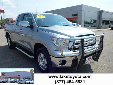 2013 Toyota Tundra for sale in Devils Lake, ND
