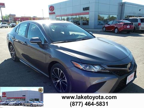 2018 Toyota Camry for sale in Devils Lake, ND