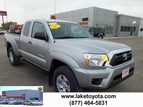 2015 Toyota Tacoma for sale in Devils Lake, ND